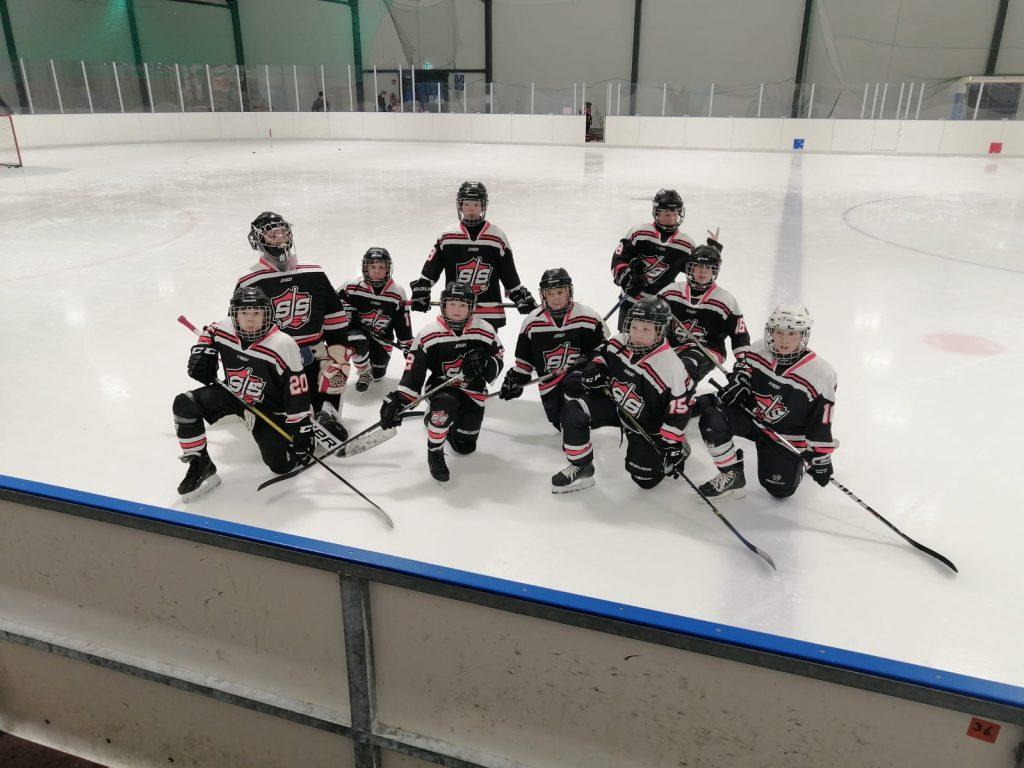 SJS U12 joukkue. Kuva Pasi Hakala